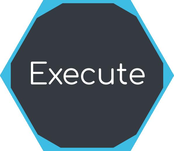 Icon für Projekt Durchführungsphase